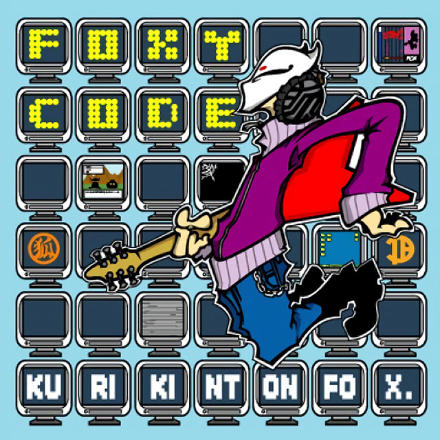 Foxy Code: Collaboration with Kurikinton Fox