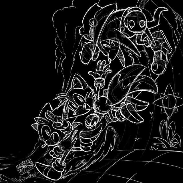 Sonic Robo Blast 2: Official Soundtrack